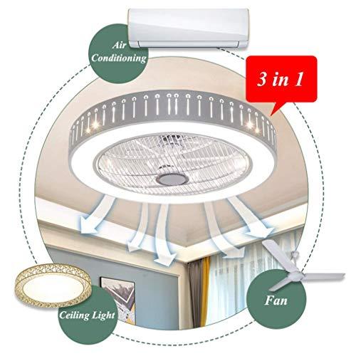 Moderner Deckenventilator mit LED Beleuchtung Bild 5*