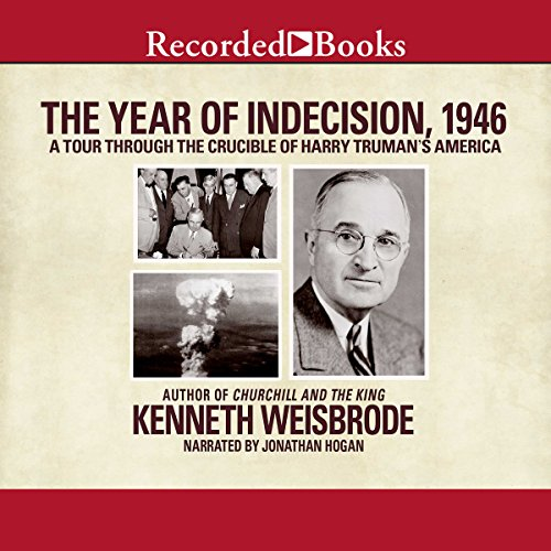 The Year of Indecision, 1946 cover art
