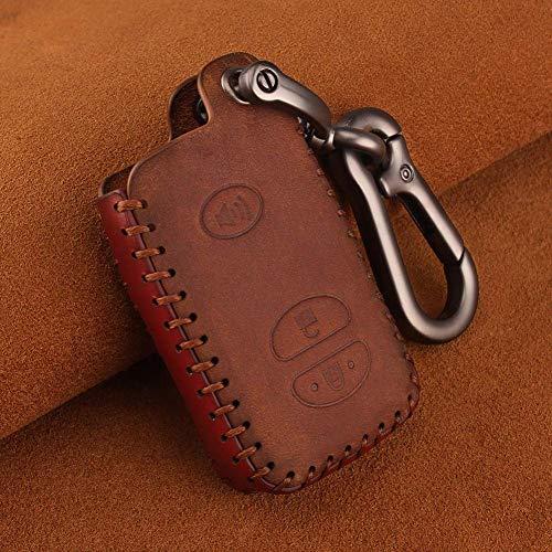 Schlüssel Case Leder Auto Schlüssel Schlüsselbund Abdeckungen Schlüsseletui Tasche Schlüsselbund Tasche 2/3/4 Tasten, Für Toyota Prius Land Cruiser Avalon Prado