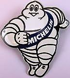 NUEVO BBV Emaille–Cartel (Muñeco de Michelin, 15cm x 14cm, Classic nostálgico Cartel años 50Lif...
