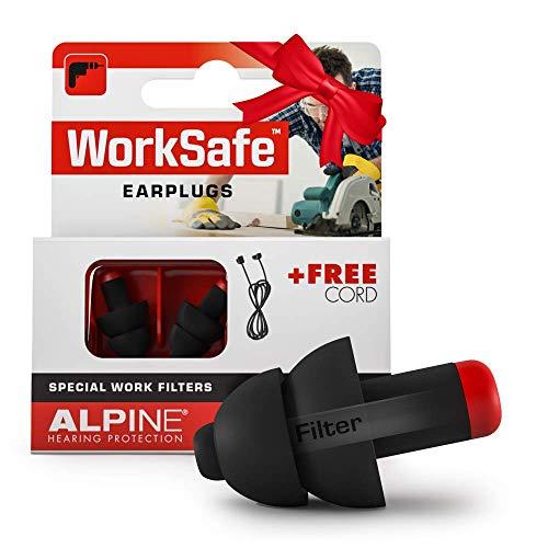 Alpine WorkSafe Tappi Auricolari - Protezione Per...