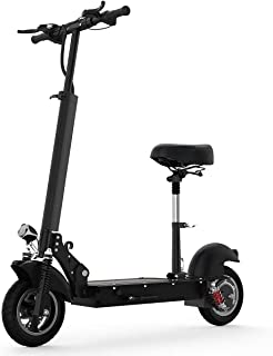 TODIMART Electric Scooter for Adults, 500W/1000W Motor & Max Speed 25 MPH, Li-ion Battery Up to 19/28/40 Miles Long Range,...