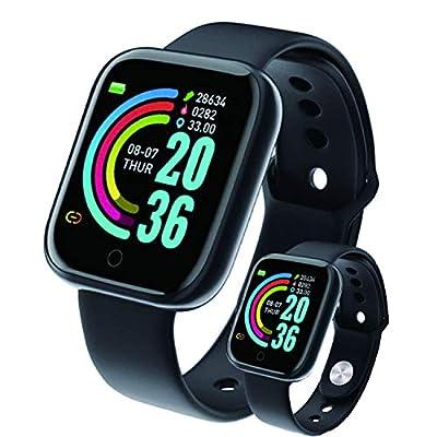 Amazon - Save 70%: Smart Watch Bluetooth Y68,1.3 Inch Screen IP68 Waterproof Pedometer S…