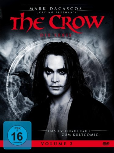 The Crow: Die Serie, Vol. 2 [3 DVDs]