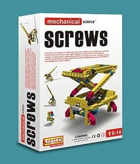 Engino Mechanical Science - Screws