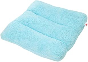 YSHCA Floor Filled Cushion, Thicken Breathable Pillow Chair Seat Super Elastic Floor Filled Cushion Plush Keep Warm,Blue_4...