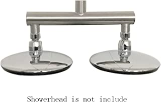 Neady 304 Stainless Steel Shower Head Double Outlet Manifold for Dual Sprayer Showering System - Can hold 2 showerheads of 6