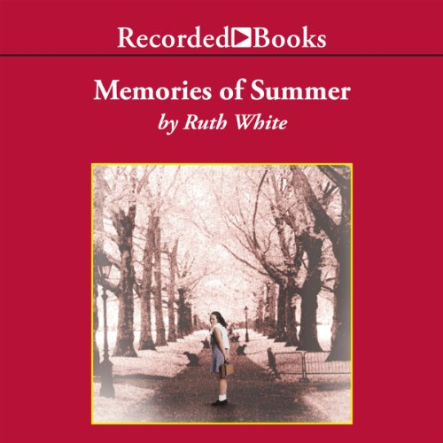 Memories of Summer audiobook cover art