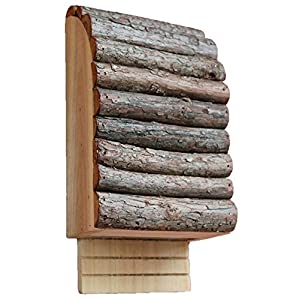 Greenkey 695 Medium Bat Box - Natural Wood