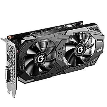 GeForce GTX 1060 3GB Graphics Card 192 Bit Video Graphics Cards Support DirectX 12 VR Ready OC Gaming Graphics Card with Dual Cooling Fans for Desktop PC Computer  GeForce GTX 1060 3GB