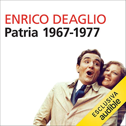Patria 1967-1977 copertina