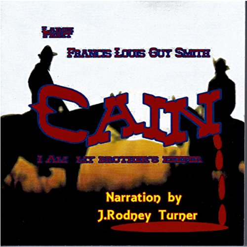 Cain audiobook cover art