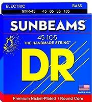 DR ベース弦 SUNBEAM ニッケルメッキ .045-.105 NMR-45