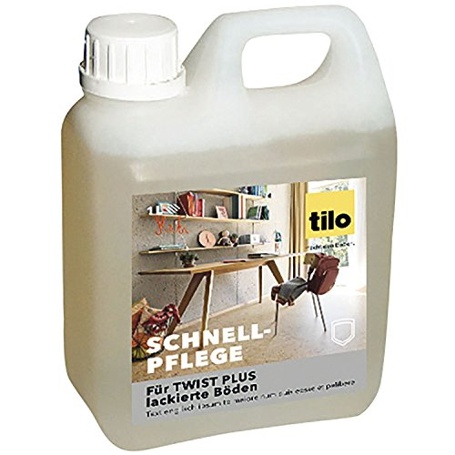 TILO Schnellpflege 1 L | für Böden mit Twist Plus Lackierung