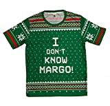 Oh My Sweater I Don't Know Margo Shirts Green...