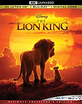 Lion King The  Feature  [Blu-ray]