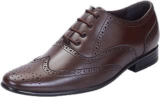 San Frissco Men's Brown Sneakers-7 UK/India (41 EU) (EC 3502_BRN-7)