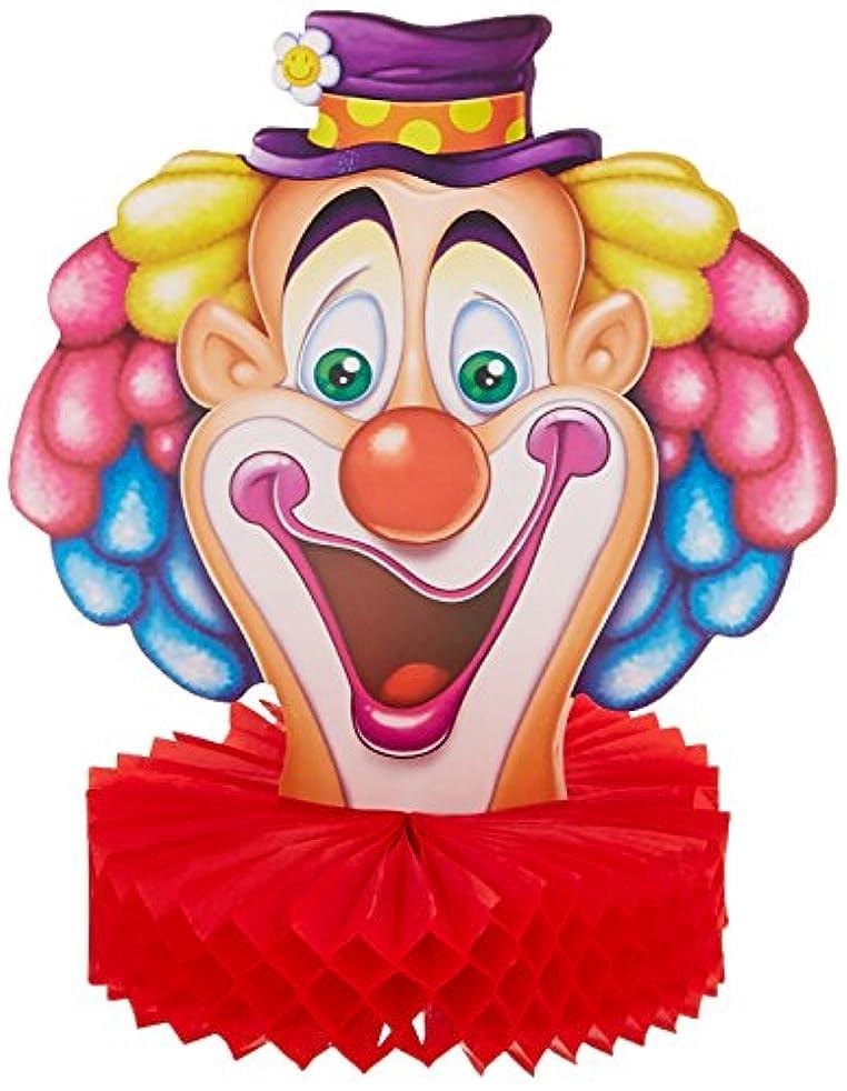 Beistle 57705 Clown Centerpiece, 10-Inch