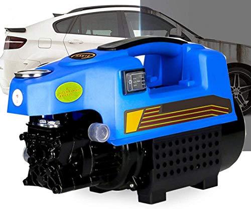 Draagbare elektrische hogedrukreiniger, hogedrukreiniger, zelfaanzuigend, dual gebruik, voor thuis, tuin, auto, wasmachine voor huis, tuin en voertuigen, 2200 W 7 m 1800 W10 m.