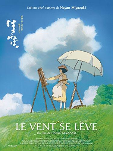 Le Vent se lève - Affiche de Film Originale - 40x53cm - Pliée
