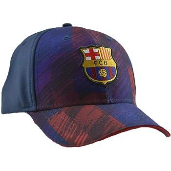 FCB Cappello Messi Barcellona Ufficiale Cappellino Berretto Cotone 10 Barcelona CAPMES