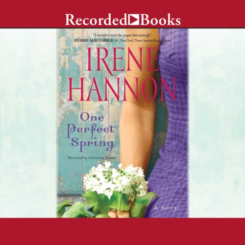 One Perfect Spring audiobook cover art
