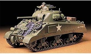 タミヤ 1/35 ミリタリーミニチュアシリーズ N0.190 アメリカ陸軍 M4 シャーマン戦車 初期型 プラモデル 35190