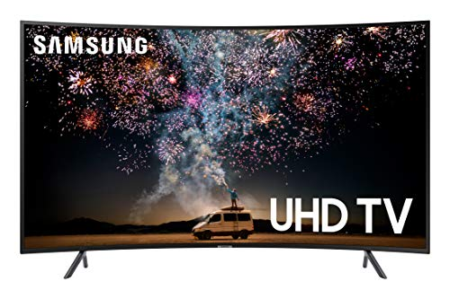 Samsung UN55RU7300FXZA CURVED 55'' 4K UHD 7 Series Smart TV (2019)