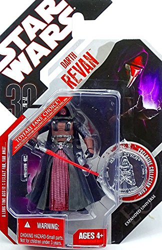 Star Wars Basic Figure Darth Revan image