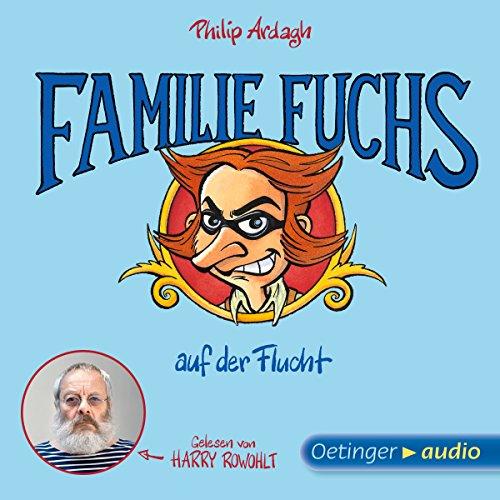 Familie Fuchs auf der Flucht cover art