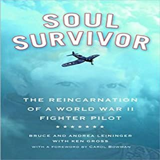 Soul Survivor audiobook cover art