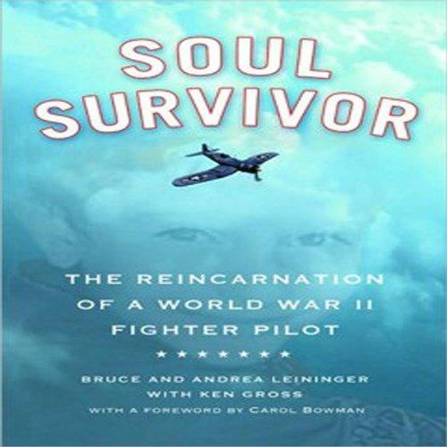 Soul Survivor audiobook cover art
