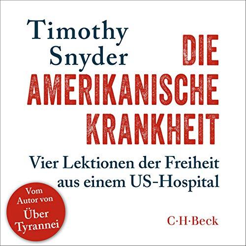 Die amerikanische Krankheit Titelbild