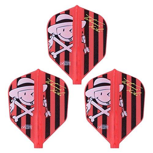 Cosmo darts fit flight takumi niki shape