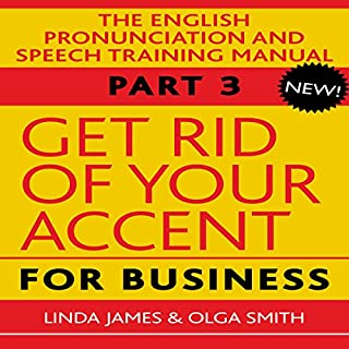 『Get Rid of Your Accent for Business』のカバーアート