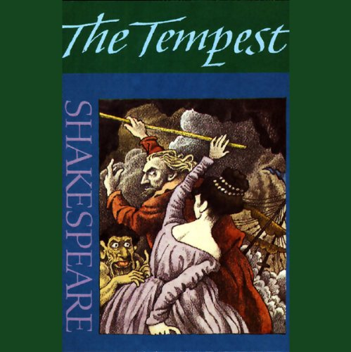 The Tempest (Unabridged) Titelbild