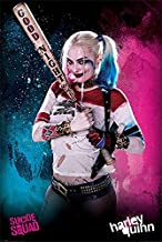 Suicide Squad Harley Quinn poster 60 x 90 cms