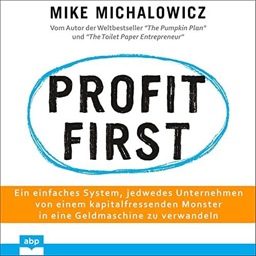 Profit first Titelbild