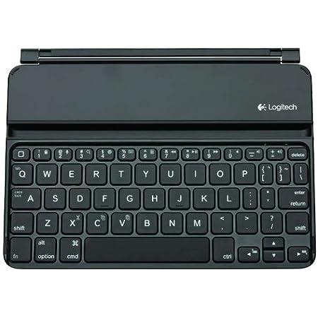 Logitech 920-005025 - Teclado para Apple iPad Mini, Color ...