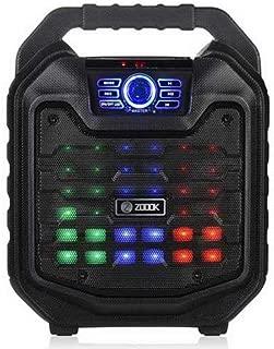 Zoook Rocker Thunder2-30 watts Karaoke Bluetooth Speaker with Remote & Wired Mic (Black)