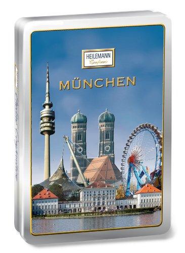 Heilemann Pralinendose mit München-Motiv, 1er Pack (1 x 130 g)