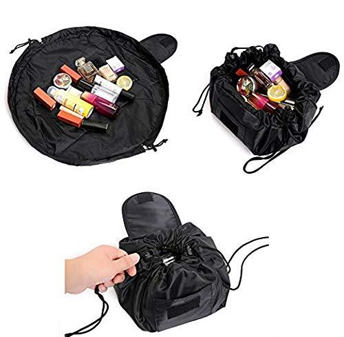 Bolsas de cosméticos multifunción portátiles Bolsa de Maquillaje Maletas de Viaje, Kit...