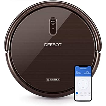 Ecovacs DEEBOT N79S Robotic Vacuum Cleaner with Max Power Suction 2021