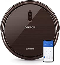 Ecovacs DEEBOT N79S Robotic Vacuum Cleaner with Max Power Suction,  Upto 110 Min Runtime,..