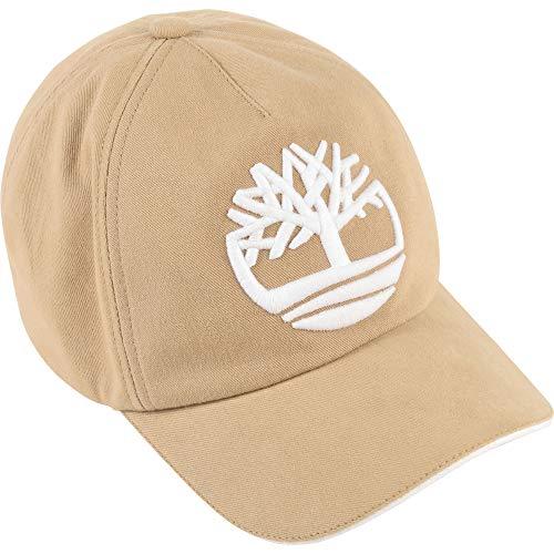 Timberland - Gorra de algodón para niño Coton 54 cm