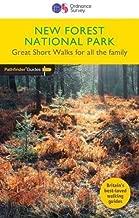New Forest National Park 2017 (Short Walk Guide)