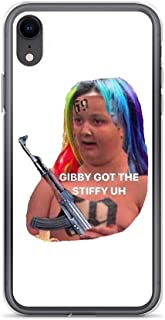 turtleshel Gibby 6ix9ine Case Cover Compatible for iPhone (XR)
