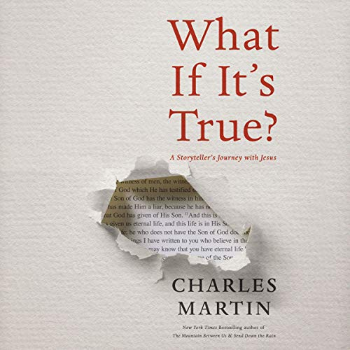 What If It's True? audiobook cover art