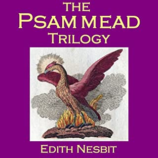 The Psammead Trilogy audiobook cover art