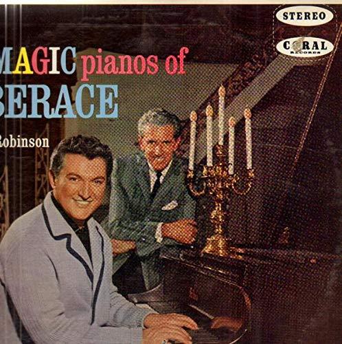 The Magic Pianos Of Liberace And Gordon Robinson [Vinyl LP]